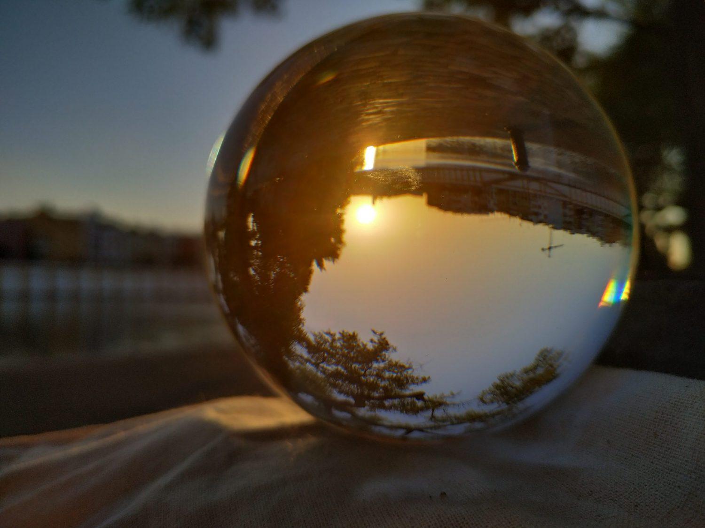 fotos con bola de cristal
