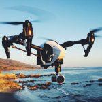 Drone-pro-dji-inspire-2-Los mejores drones para viajar en el 2021