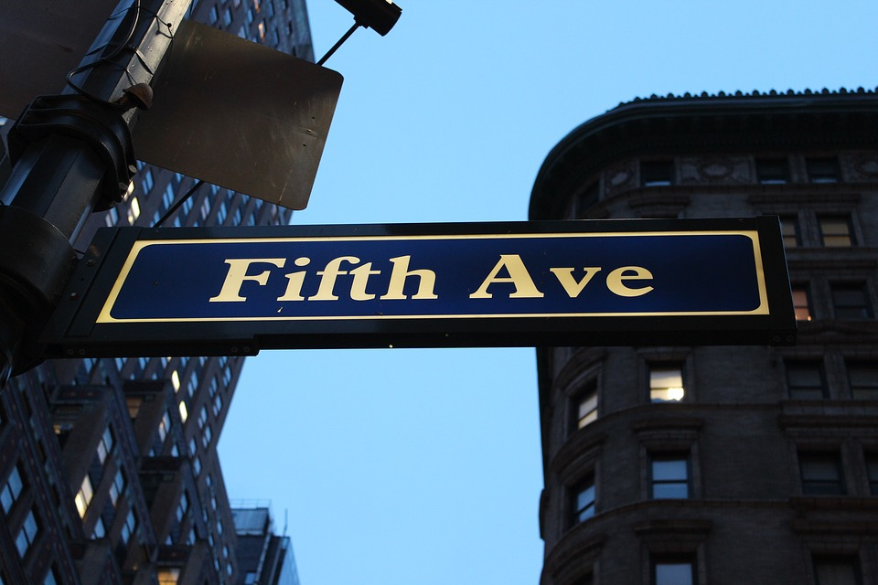 fifth-avenue-quinta avenida nueva york new york Qué ver en Nueva York